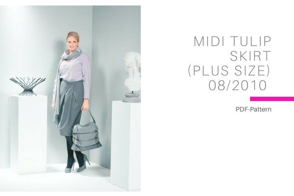 Midi Tulip Skirt