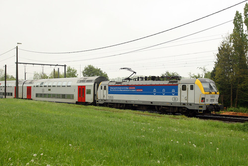 NMBS/SNCB Class 18 - 1855