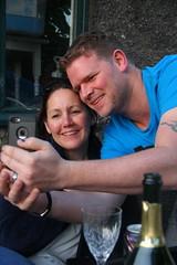 Canon EOS 60D - Kate & James - 'Selfie!'