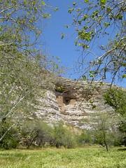 Montezuma's Castle Ruins in AZ