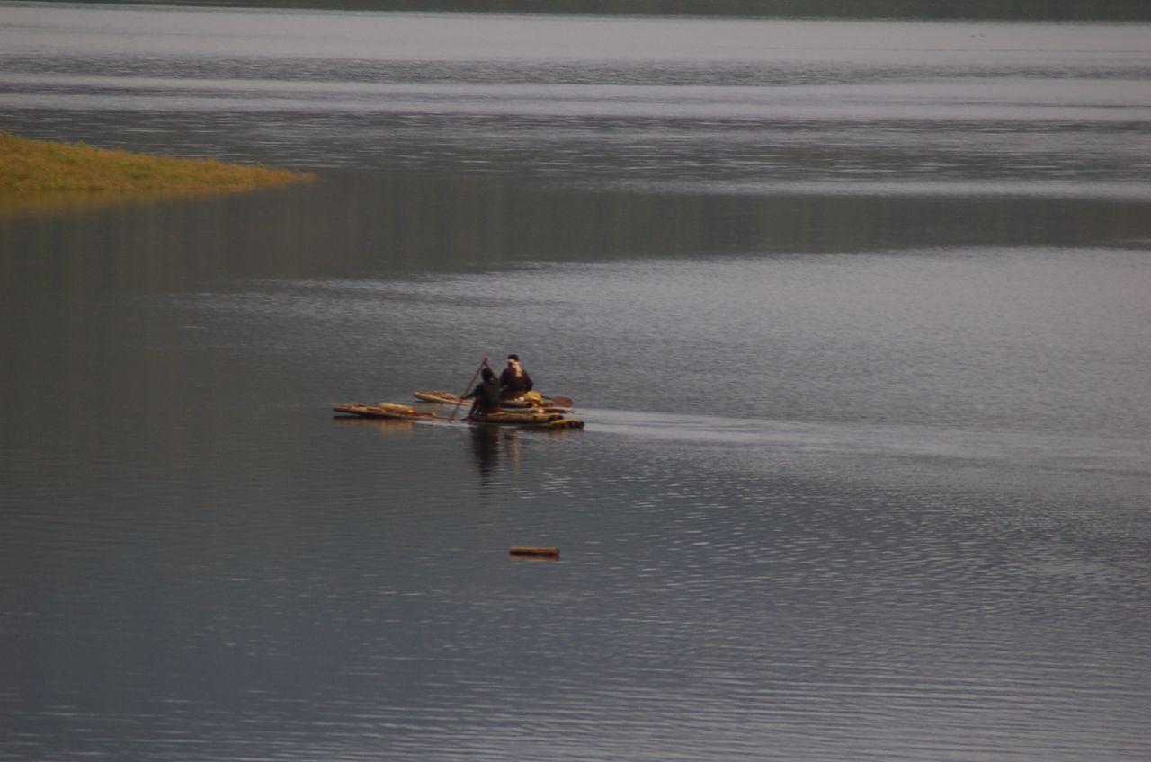Parambikulam Lake