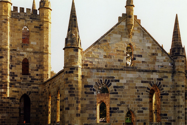 Convict church