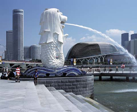 Uniquely Singapore Picture on Uniquely Singapore Merlion   Flickr   Photo Sharing