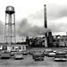 Cane sugar mill,  Franklin, Louisiana by Dave Glass, Photographer