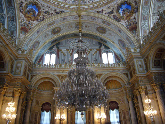 Dolmabahçe Palace - Ceremonial Hall