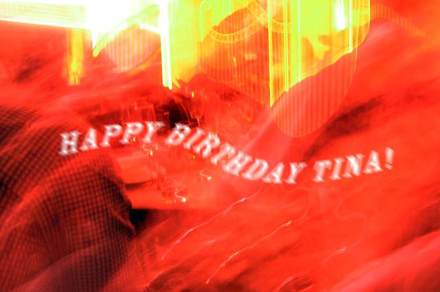 1 Point Safety >> Happy Birthday Tina! | Flickr - Photo Sharing!