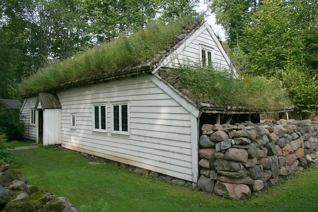 Sod Roof House Flickr Photo Sharing