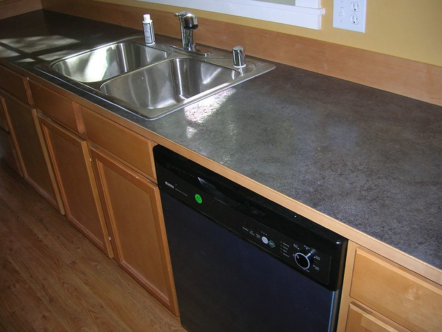 Dishwasher Sink : Kitchen sink & dishwasher Flickr - Photo Sharing!
