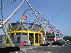 Burger King Foodstrip - Amsterdam (Netherlands)