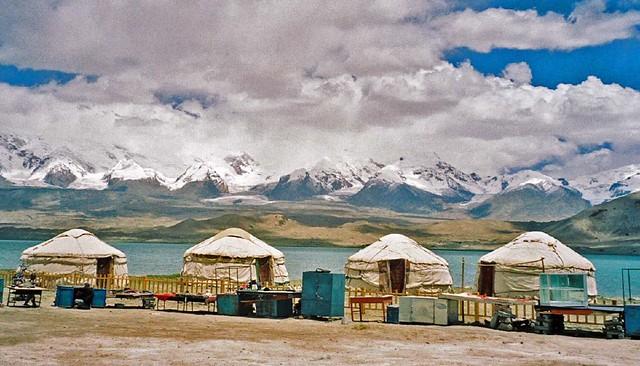Karakul Lake Yurt Karakul Lake Yurts Flickr