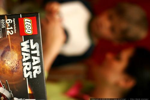 lego, legos, v-wing fighter, 6205, lego 620… _MG_0992
