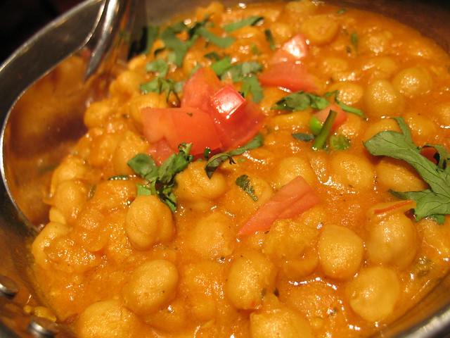 Channa masala | Flickr - Photo Sharing!