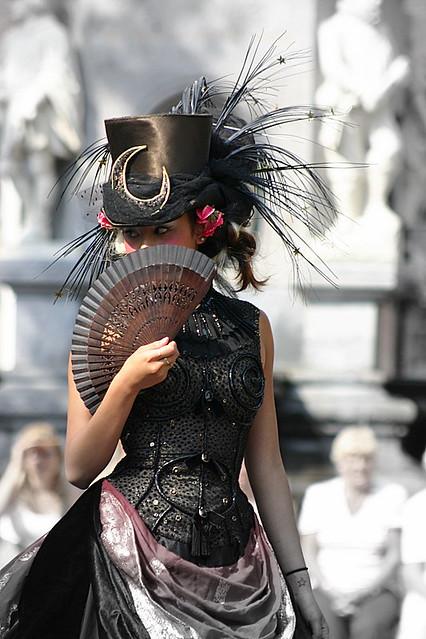 Fashion show Nieuwe Markt