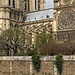 Rita Crane Photography: Paris / Notre Dame de Paris / Ile de la Cite' / gothic architecture / Cathedral / rose window / exterior facade / Notre Dame, Paris
