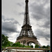 Eiffel Tower by A.alFoudry