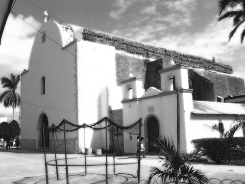 The Nunnery from Dovecotes - 1985