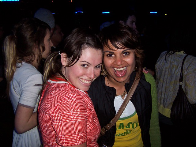 Fun times and smiles at splendour in the grass by flickr user Special K Files