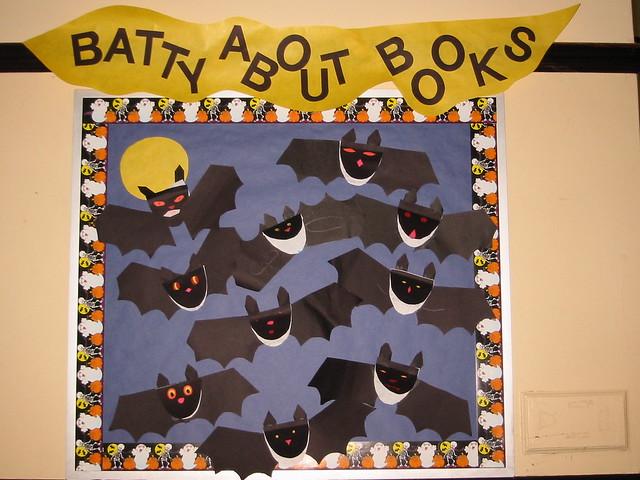 Batty Book Reviews
