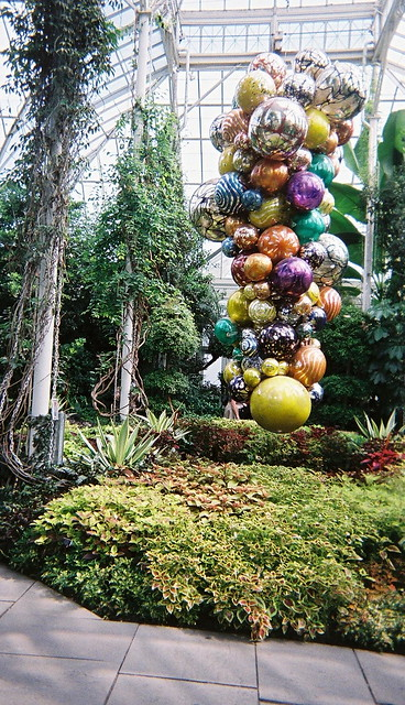 Chihuly Sculpture New York Botanical Garden Flickr Photo Sharing