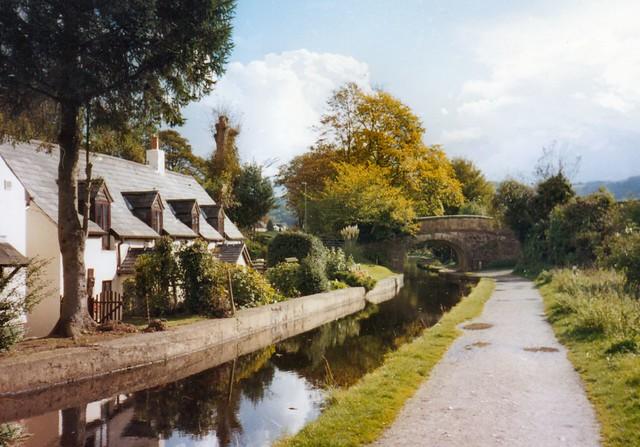 Llangollen Canal - North Wales
