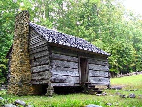 Historic Jim Bales Cabin