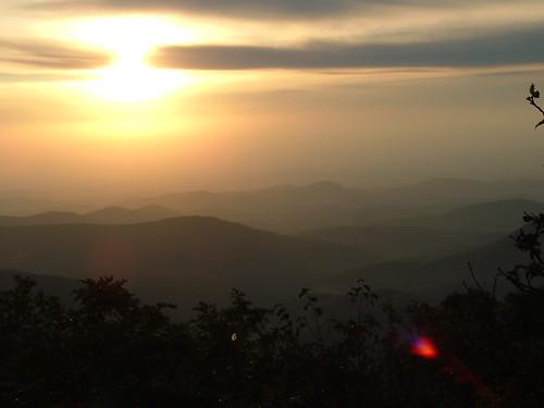 Springer Mountain - September 2006 032