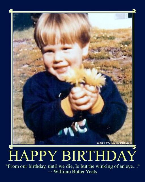 Happy Birthday Jamey Flickr Photo Sharing