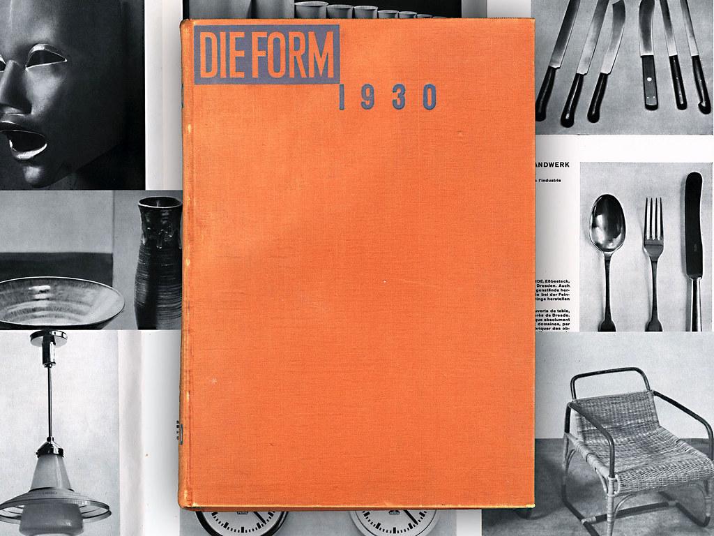 form 1930 jahrgang