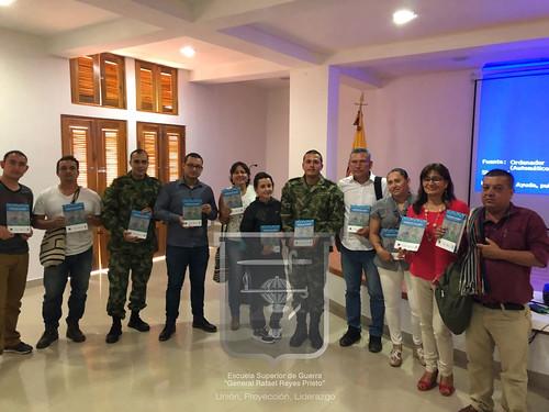 Centro de Investigación en Memoria Histórica Militar adelanta con éxito jornadas de Cátedra de Paz.