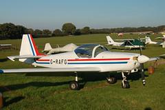 G-RAFG Slingsby T67C (2076) Popham 121008