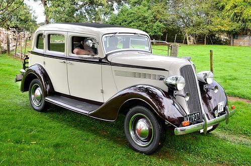 1935 Graham Sedan