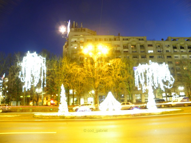 Winter holidays in Bucharest, 2015