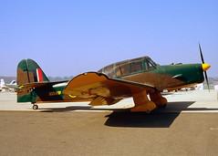 Light aircraft.