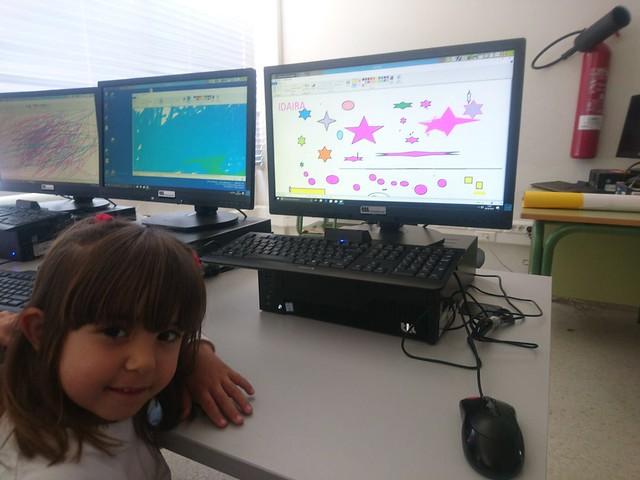 Infantil y TIC