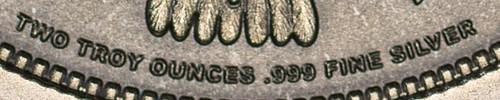 Getz-Washington-Antiqued-Hallmark