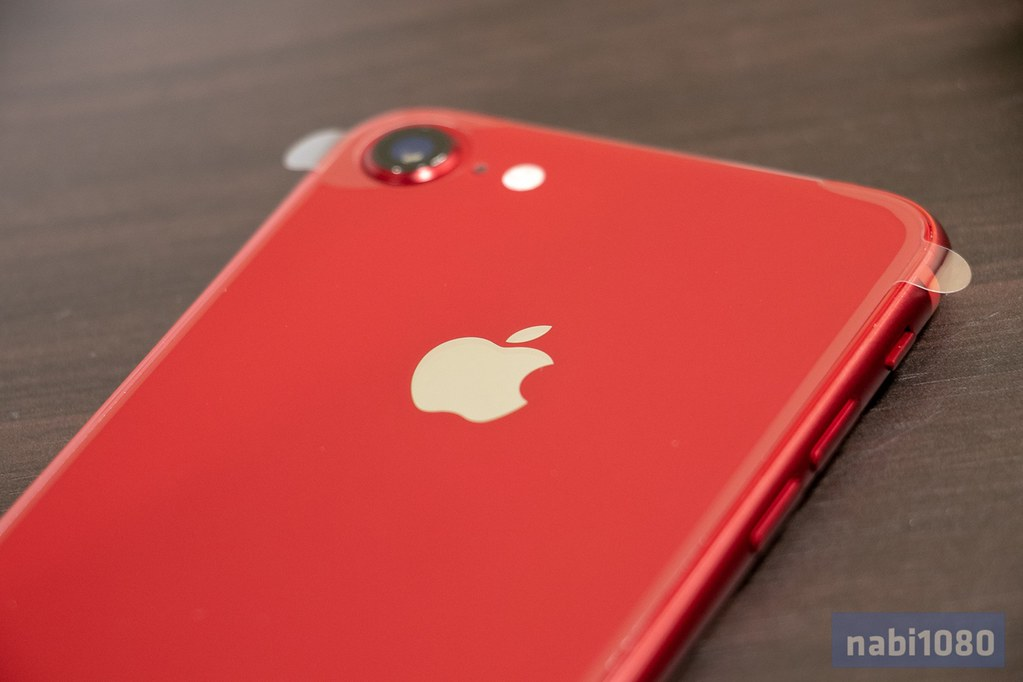 IPhone 8 Product RED 開封11