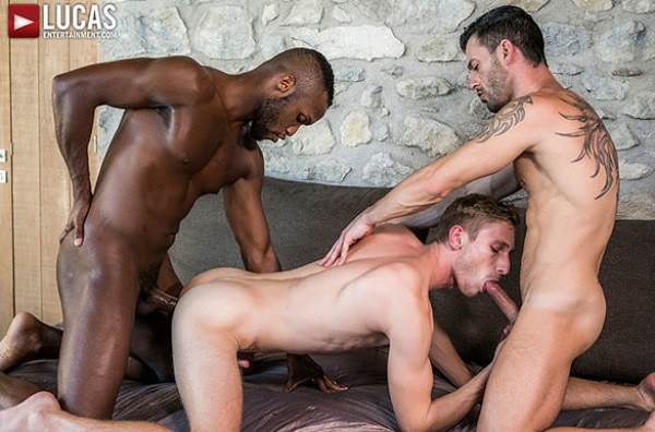 Andre Donovan with Andy Star & Christian Haynes