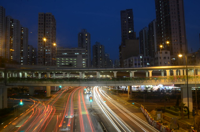 Tsuen Wan Traffic Trails