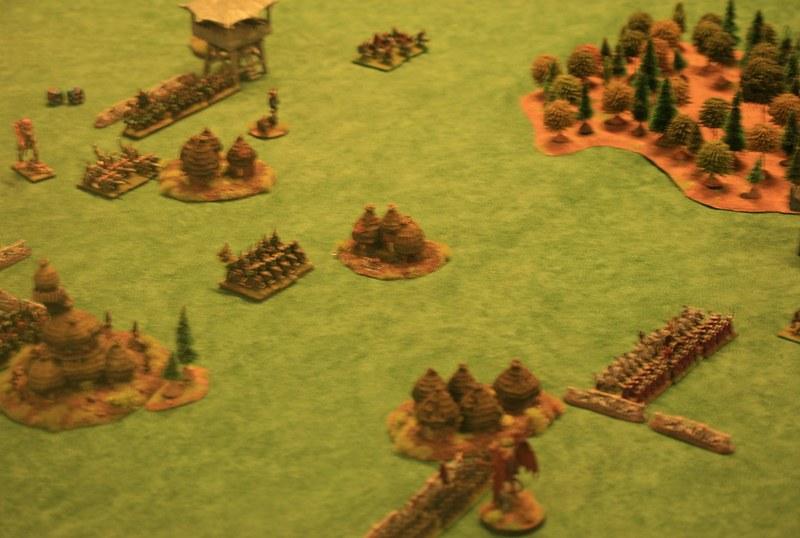[1250 - Orcs & Gobs vs Elfes-Noirs] Attaque du village orc 27546851618_ca9c1aa386_c