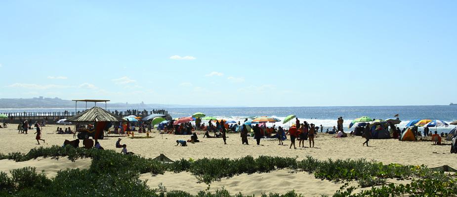 Wat te doen in Durban, Zuid-Afrika? Een dag naar het strand in Durban | Mooistestedentrips.nl