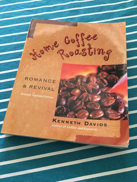 My coffee roasting guidebook
