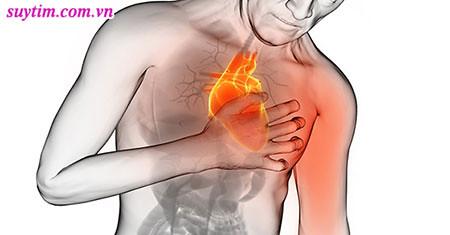 Triệu chứng suy tim tâm thu khó nhận biết trong thời gian đầu