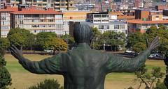 Statue of Nelson Mandela - Pretoria (1)