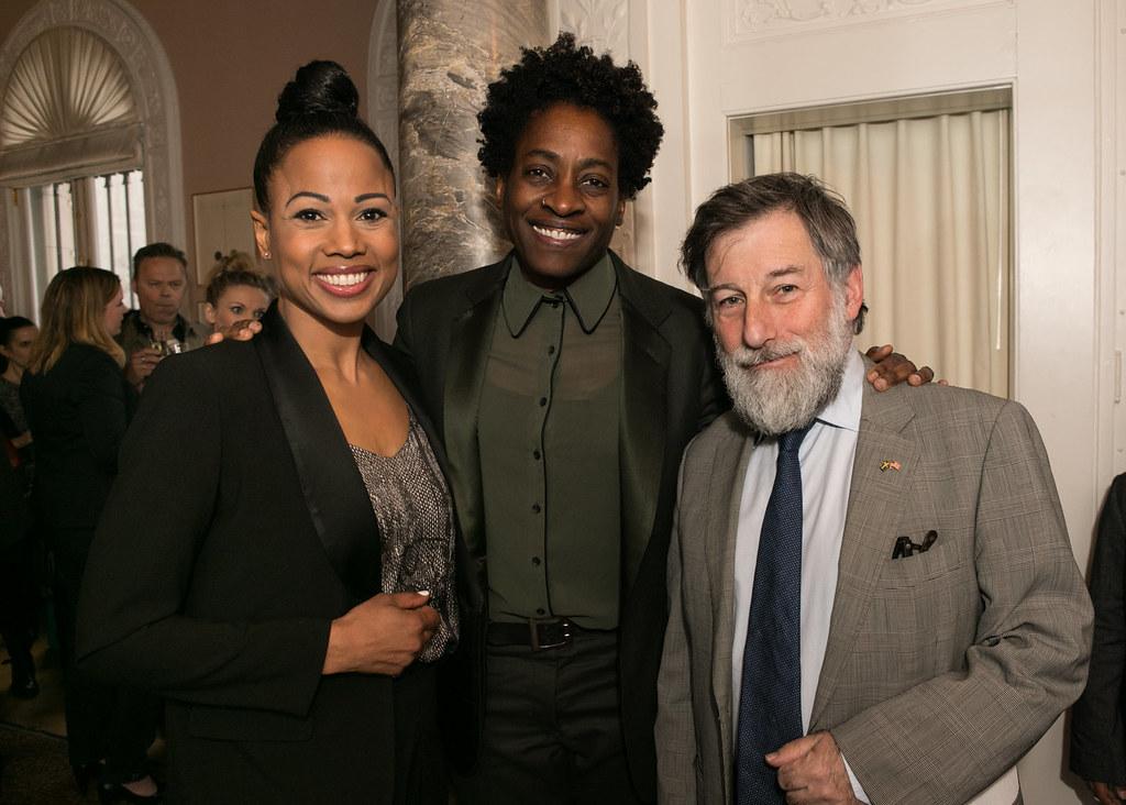 Reception Honoring Jacqueline Woodson, 2018 ALMA Winner