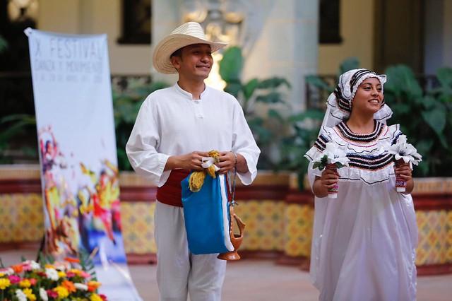 Danzas latinoamericanas se lucen en el Palacio Nacional de la Cultura