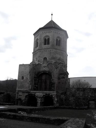 Klosterturm Sankt Wigberti zu Göllingen