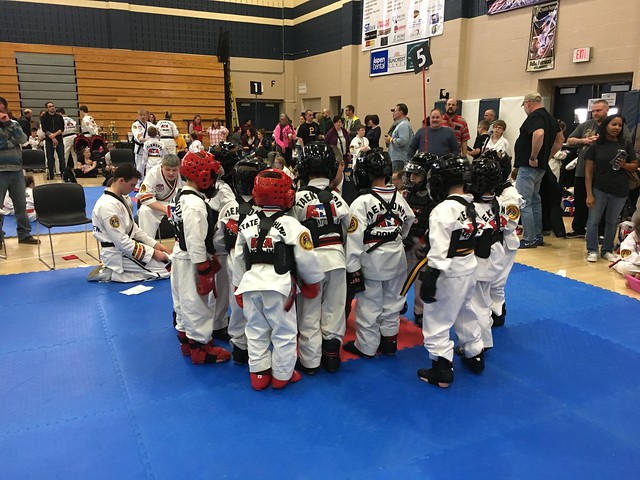 Regional ATA TKD Tournament