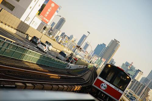 大阪市営地下鉄 御堂筋線 Osaka Subway Midousuji Line