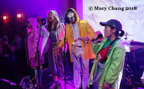 Superorganism Saturday at SXSW 2018