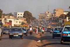 Bissau traffic